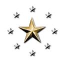 3 Stars Gard