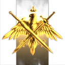 Bronze Cross Eagle